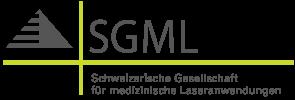 Logo der Schweizerischen Gesellschaft für medizinische Laseranwendungen SGML | hautarzt-bubenberg.ch